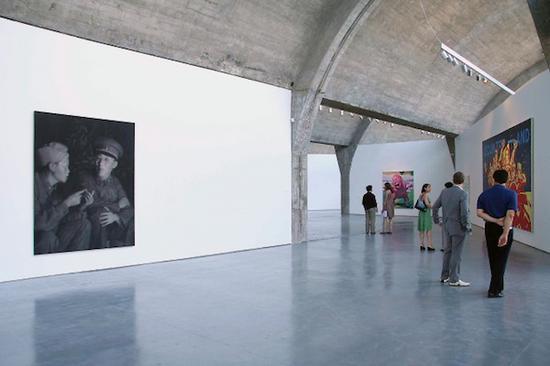 佩斯画廊关闭798艺术区展厅折射当代艺术生态变化图片